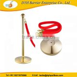 crowd control rope,crowd control barriers and velvet ropes,hotel lobby stanchion with rope barrier