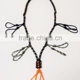 custom organized paracord duck/goose call lanyard hunting equipment