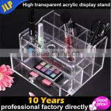 Wholesale custom acrylic makeup organizer with drawers