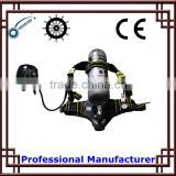 fire fighting equipments list ,open-circuit Positive pressure breathing apparatus