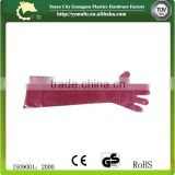 Disposable long sleeve glove /Protection gloves/PE veterinary gloves