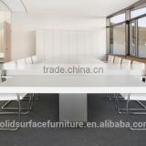 The modern artificial stone conference room table and chairs,conference room table designs,conference room tables