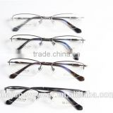 China factory manufacturer b titanium optical frame