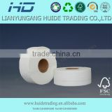 Wholesale new age products 100% virgin wood pulp tissue paper jumbo roll