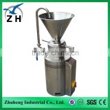 hot sale industry colloid mill 304ss peanut butter making machine/peanut butter machine/colloid mill