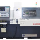 High speed and High Precision CNC20D cnc lathe double spindle swiss type machine tool