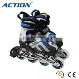 4 PU WHEELS Inline Skate ABEC-5 Carbon Steel inline skate Sporting Goods Inline Roller Skate Shoes Flashing Roller Sports Shoes