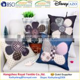 Cheap Decorative sofa seat Floor Latest Design Cushion Cover