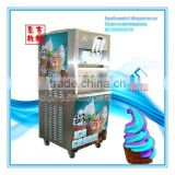 soft vending ice cream machine /soft ice cream machine with 3 flavor/ gelato ice cream machine