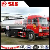 FAW 15000L fuel transport tank truck, fuel oil delivery truck, oil tanker truck for sale