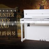 Touch Response Digital Piano 88 Keys , Electronic Piano Hammer Action Keys , Electric Upright Piano China