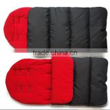 Infant Foot Cover Comfortable Material Warm Baby Stroller Footmuff-made in china