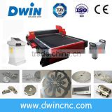 made in china automatic cnc plasma Aluminum sheets metal cutting machine with DW1325 model