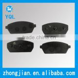 FAW CA1010 auto spare parts code 3501050-v01 brake pad high quality for sale made in china