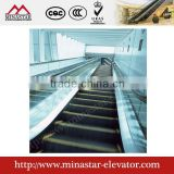 VVVF Mechanical step Escalator |commercial Escalator| metro underground tube escalator