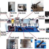 INquiry about mini hobby lathe machine CQ0618*300 mini lathe with good price