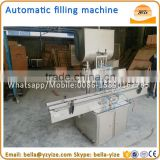 Automatic Thick sauce bottle filling machine for milk paint syrup beer glue and vinegar