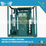 Vacuum Transformer Oil Purifier VF, remove free, soluble water, carbon, free and dissolved gases and particulate matters