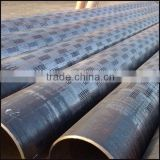 casing screen laser cutting custom-made water well slotted galvanized steel pipe