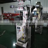 Vertical plastic water bag filling sealing machine