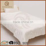 2015 China natural washable 100% mulberry or tussah silk duvet