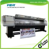3.2m screen printer spare parts polaris print heads 512 15pl head solvent printer WER-P3208