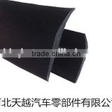 Shipping container rubber waterproof door gasket