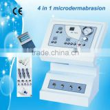 Au-703A Amazing hot & cold hammer facial massger photon & diamond beauty skin care product