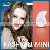 Ear-Bud Ultra-Small Invisible S530 4.0 Wireless Bluetooth Headset Earphone Earbud Hands-Free Call for Bluetooth