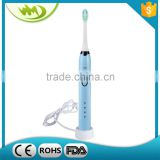W-9 Perfect Oral Care Sonic Electric Toothbrush Vibration Toothbrush Automatic Brushing Factory Supply