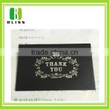 Small square cheap colored Low price jewelry envelopes