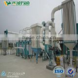 Supply Millets cleaning grading hulling and flour Milling Machine
