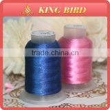 Best Quality 100% Polyester Industrial Embroidery Bobbin Thread