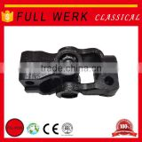 Precise casting FULL WERK steering joint and shaft steering wheel bluetooth car kit with keyboard for long using life