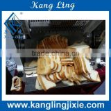 bread slicing machine with cutting function