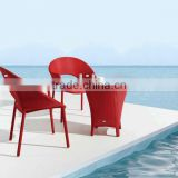 rattan chairs and tables bistro furniture NC09402