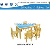(HC-2505) Modern design Nursery school furniture kindergarten furniture used