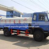 good quality dongfeng 8cbm to 10cbm high pressure city sewer cleaner truck