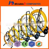 Fiberglass push rod and cable rods With High Quality Easy Handle Cable Laying Tools Cable Snake Conduit Duct fast delivery