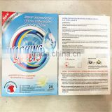 OEM Antibacterial concentrated laundry detergent tablets