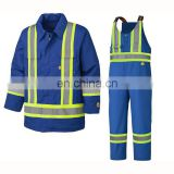 Hot selling Fire Fighting Protective Clothing, Fireman Clothes,Hi Vis Safety suit with high quality