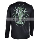 Long Sleeve T-shirts Oem Design Custom Sports T Shirt