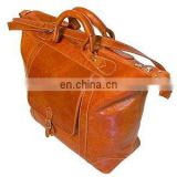 Duffle Leather  Bags 1718