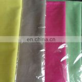 Worsted woven scarf wool cashmere fabric
