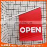 High quality water proofing shop open wall banner flags