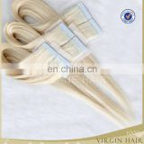 wholesale curly tape hair extensions, blue virgin hair,Virgin Brazilian Tape Hair Extension