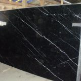 Nero marquina marble slabs & tiles