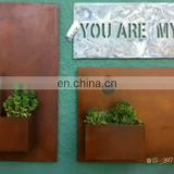 Vertical garden decoration green wall Modules vertical garden planter pots