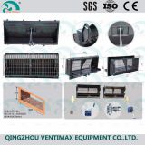 Poultry Farm Ventilation Wall Mounted Air Inlet