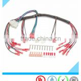 customized excellent insulation terminals electronic motorcycle wiring harness manufacturer